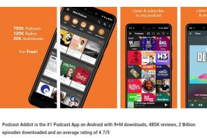 Download Podcast Addict