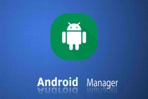 Android Manager for PC