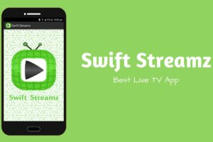swift streamz for pc