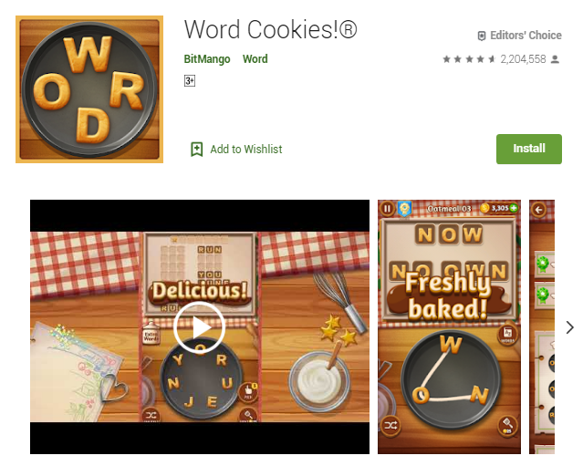 Word Cookies APK for android