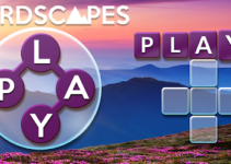 Wordscapes banner