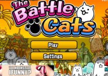 battle cats main cover