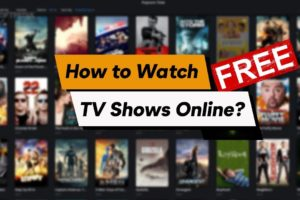 TV Shows Online