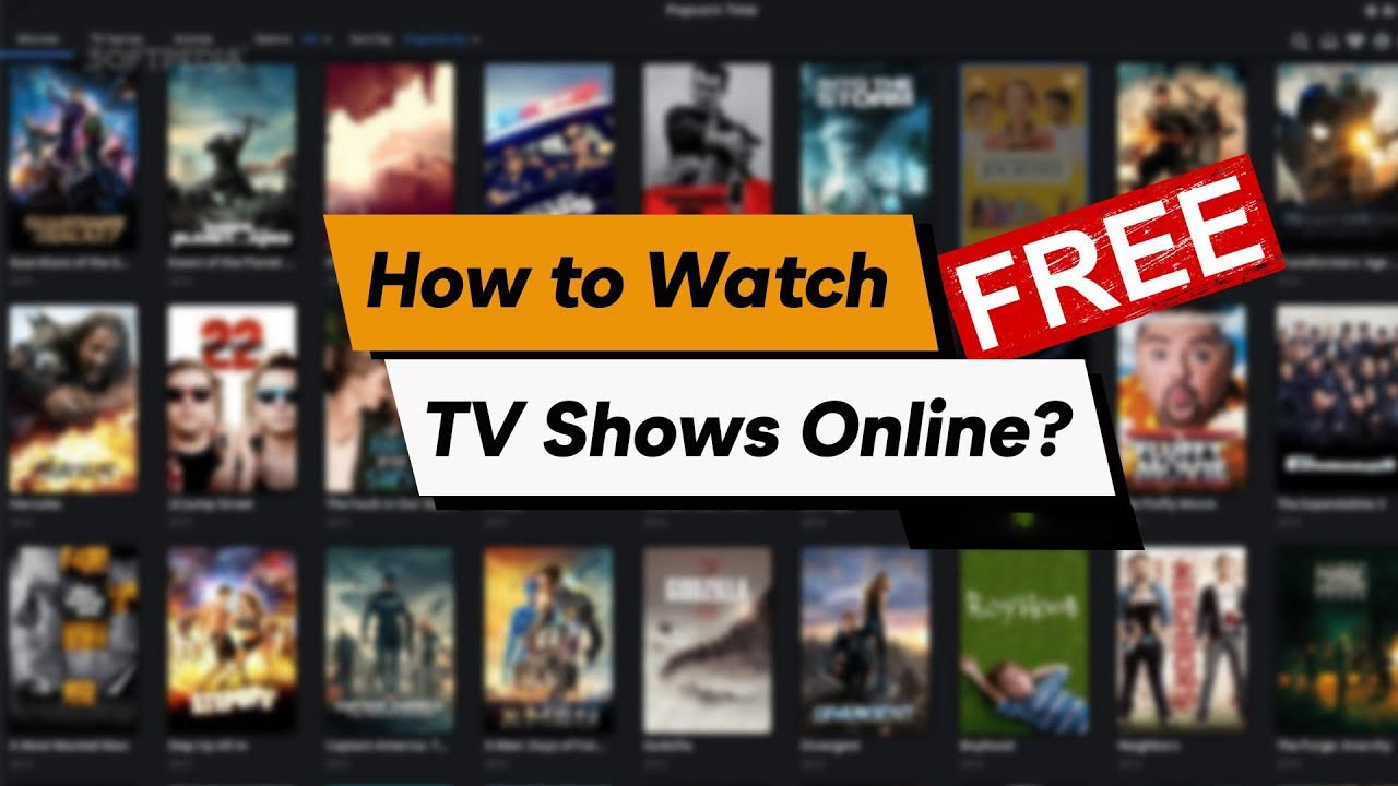 free tv series downloads for pc