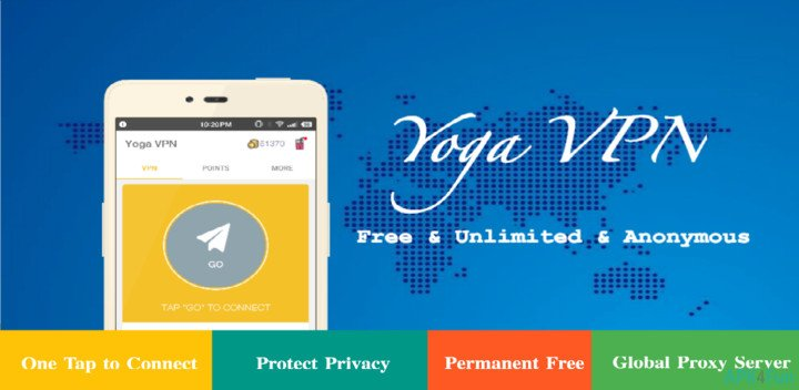 YOGA VPN FOR PC