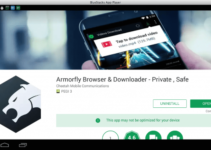 Armorfly Browser