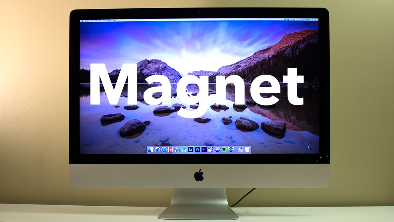 Magnet For Mac