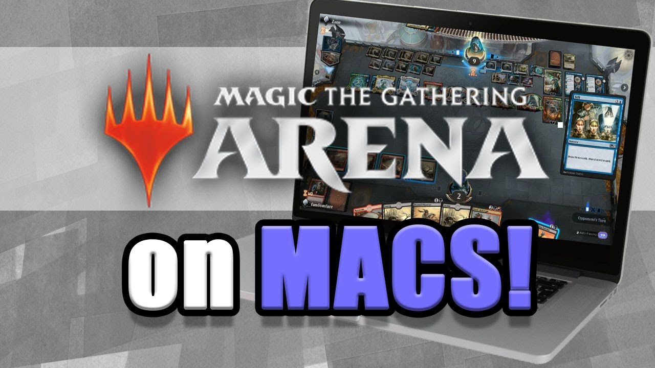 MTG for mac