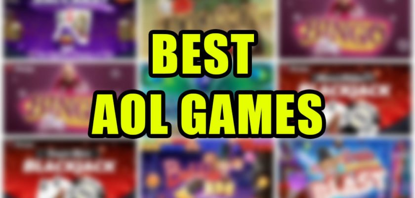 Best aol games ANDROID