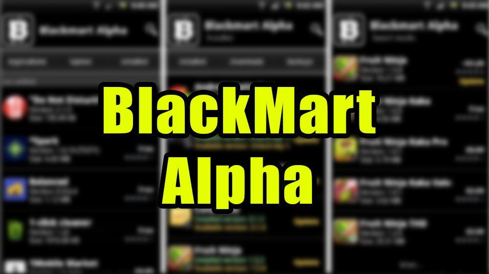 Blackmart-alpha