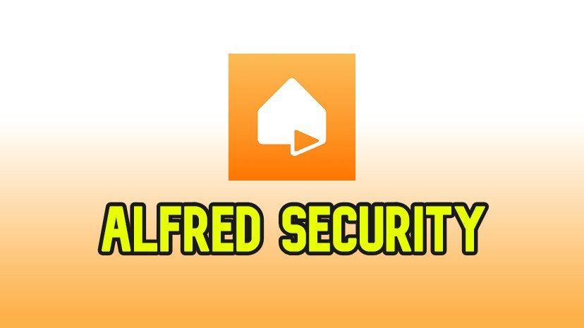 Alfred security