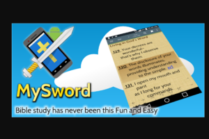 MySword Bible for pc